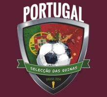 Portugal - World Cup Brasil 2014 Collection by idandesign