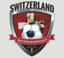 Switzerland - World Cup Brasil 2014 Collection by idandesign