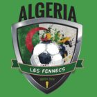 Algeria - World Cup Brasil 2014 Collection by idandesign