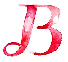 Alphabet B by bridgetdav