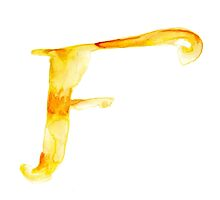 Alphabet F by bridgetdav