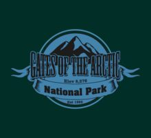 Gates of the Arctic National Park, Alaska by CarbonClothing
