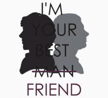 Best Man/Friend by starryeyes1103