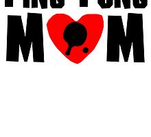 Ping Pong Mom by kwg2200