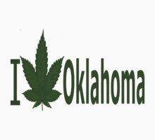 0234 I Love Oklahoma  by Ganjastan