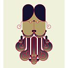 Bearded Man by Marcus Marritt by MarcusMarritt