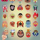 The Muppets A(nimal) to Z(oot) by Marcus Marritt by MarcusMarritt