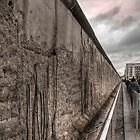 Remains of the Iron Curtain by TheaDaams