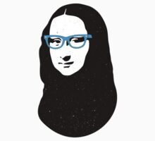 Mona Lisa Hipster by AAA-Ace