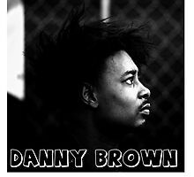 Danny Brown by BrandonLove