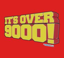 It's Over 9000! Kids Clothes
