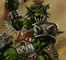 The Ork by William Kenney by WilliamKenney