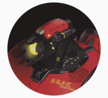 Pacific Rim Crimson Typhoon bust by bliz