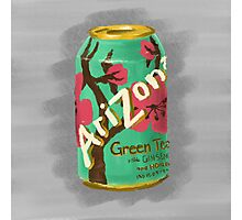 Arizona Green Tea Photographic Print