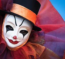 Clown Face by zinchik