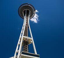 Seattle Space Needle by matthewjs007