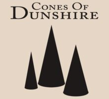 are the cones a metaphor? well yes and no. by comesatyoufast