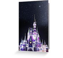 Dreamy Castle Greeting Card