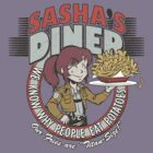 Sasha's Diner by belligerent