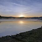 Jindabyne Sunrise by Harry Oldmeadow