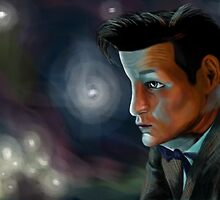 Matt Smith's Doctor by Megan Wolthers