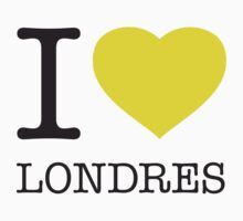 I ♥ LONDON Kids Clothes