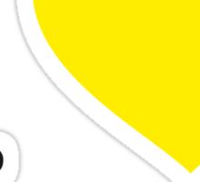 I ♥ ST. ETIENNE Sticker
