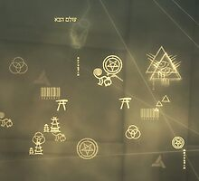 Assassins Creed symbols by Manafold Art