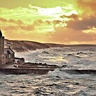 Porthleven 9am 7.1.14 by Mike Honour