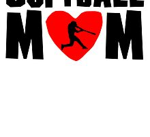Softball Mom by kwg2200
