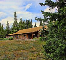 Jenny Lake Lodge by Brenton Cooper