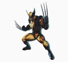 Wolverine-James Howlett- Logan by siricel1