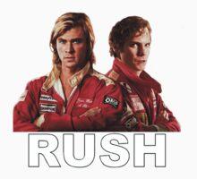 Rush by rocknrolljunkie