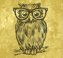Spectacle Owl by Joey Gates