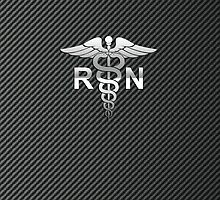 Registered Nurse Carbon by Hector Flores