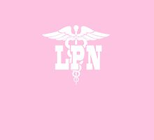 Licensed Practical Nurse Pink by Hector Flores