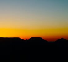 Sunrise at the Grand Canyon (1) by Hayley Musson