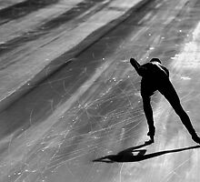 Speed Skating by Luca Renoldi