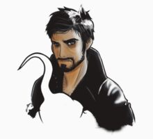 Once Upon a Time - Captain Hook by Duha Abdel.