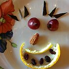 Fruit Face Fun... by Rita  H. Ireland