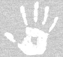 The Elder Scrolls - Dark Brotherhood Symbol (White) Kids Clothes