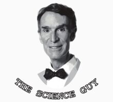 Bill Nye The Science Guy by Stu Barnes