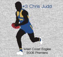 Chris Judd West Coast Eagles by MickeyPeanut