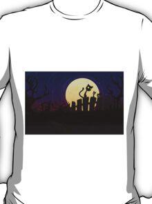 Halloween Fence T-Shirt