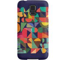 Color Blocks Samsung Galaxy Case/Skin