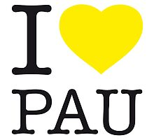 I ♥ PAU by eyesblau