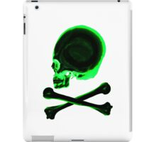 Pirate skull & crossbones iPad Case/Skin
