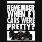 Lotus 79 F1 Car by velocitygallery
