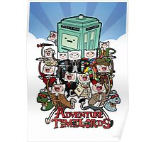 Adventure Time-Lords Poster