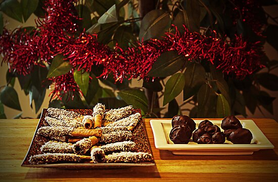 Christmas sweets by Manon Boily